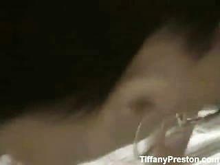 Tiffany und bf teilen die Liebe