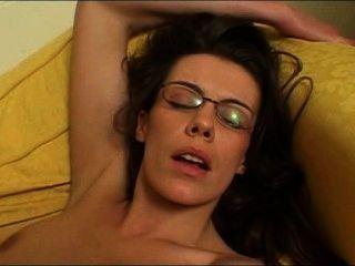 Rita Faltoyano & Estelle Desanges heißen Lesben Sex