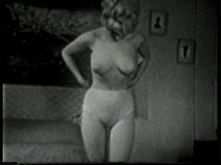Softcore nudes 518 50er und 60er Jahre - Szene 3