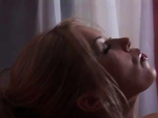 sexy Rauchen blonde