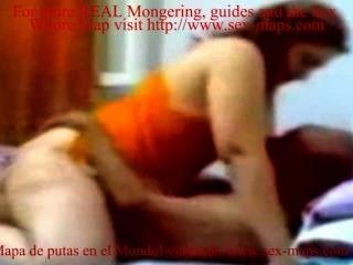 vollbusige indische Prostituierte Reiten alter Mann im Hotelzimmer hidden cam Video