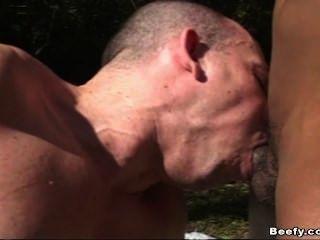 bullige Muskel Homosexuell hardcore anal sex tun