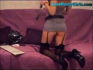 hot unterwürfig blonde Webcam zeigen Teil 1