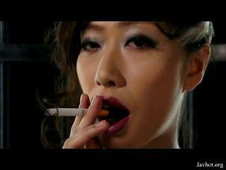 schöne Rauchen
