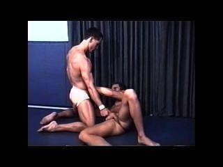 Muskel erotische Ringen in Jockstraps