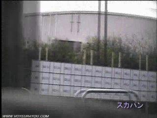 zwei Paar im Auto lugt