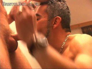 Erotik, Striptease, Stud, Solo, Muskel-, Masturbation, abspritzen