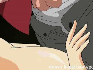 naruto hentai: tsunade nackt ficken