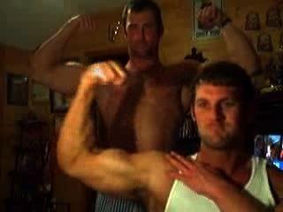 Beste camshow durch Muskel Freunde