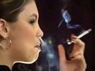 Rauchen Profil mit drei Präparaten