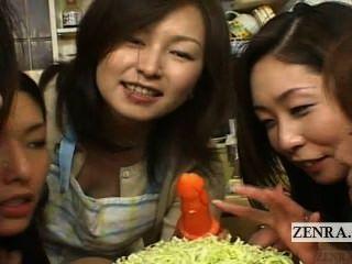 untertitelte japan milfs und Pumas oral Nahrung Partei cfnm