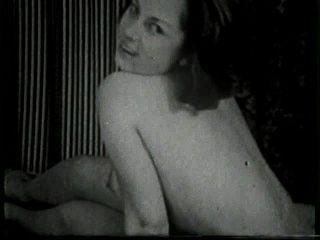 Softcore nudes 518 50er und 60er Jahre - Szene 1