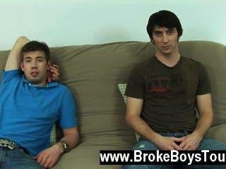 Homosexuell Film nach nur wenigen Minuten größere Menge an jeremy engulfing