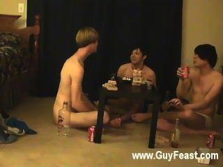 Homosexuell Video Spur und William erwerben zusammen mit ihren letzten Freund