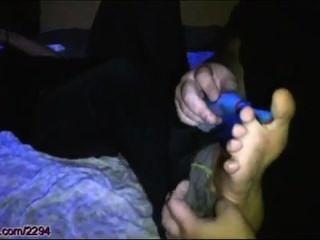 ritas Füße in tampa m / w kitzeln