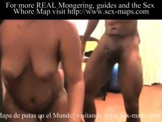 dominikanische Prostituierte