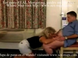 Prostituierte Blowjob im Motel zu NERD