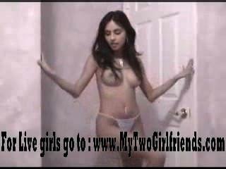 sexy Teen Webcam Striptease wie nie zuvor