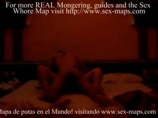 Ficken Prostituierte in einem Hotel - spycam