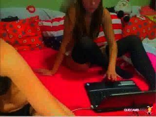 netten Frau im Webcam engagieren - Sitzung 8948