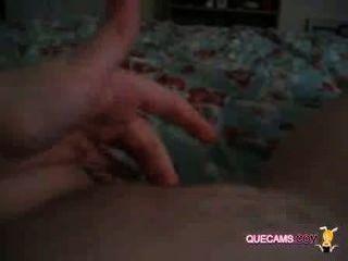 schöne Dame in Webcam engagieren - Sitzung 6187