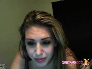 wunderschöne Mädchen Webcam durchführen - Sitzung 9064