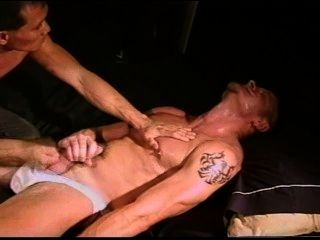 cbt hing Ball Muskel Stud Duo Bashing.