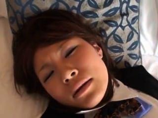 Japanische Weste Bürodame Prostitution im Hotel