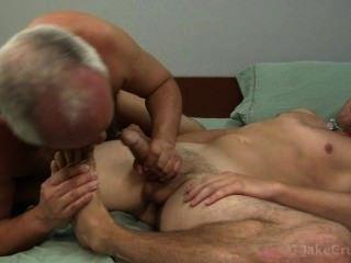 zwei Herren Oralsex mit