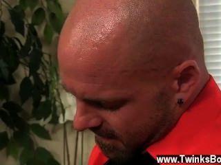 Homosexuell Film meine schreckliche Homosexuell Chef, Szene