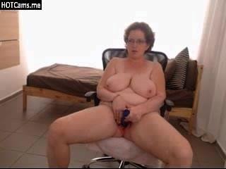 Dicke Titten Reife Frauen dildoing