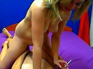 Rauchen Webcam-Sex 29