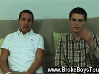 Homosexuell Film eine kleine Anzahl Sekunden später und sagte Sean genug war genug