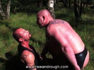 dreckigen Waldschweine Teil 1