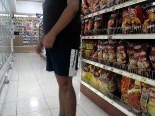 flagrante Homem de pau Duro em publico - Ausbuchtung