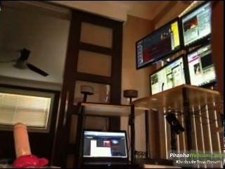 heißeste Amateur 19yo latina Teen liebt ihr Spielzeug auf Webcam zu reiten