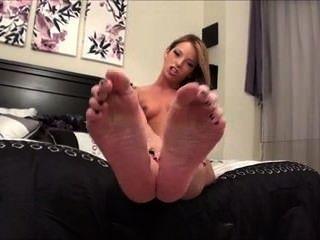 Ruck es meinem sexy & stinkende Füße 1
