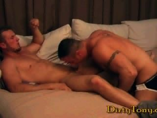 herrlich Muskel Hunks Sex: spencer reed & Devin Draz