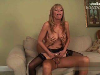 schönes Arschloch Sex in der Öffentlichkeit