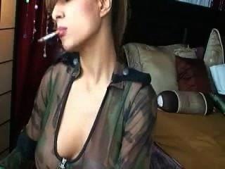 sexy Rauchen chic # 10