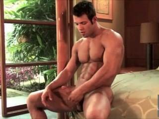 hot Bodybuilder braun neue Szene