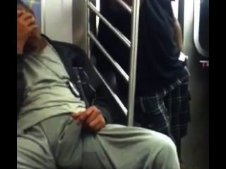 verrückt geistige Metro