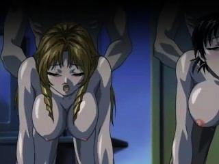 [Falara ♥ Hentai] 2 Schülerinnen erhalten zu Hause missbraucht