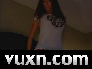 Live-Cam-große Brüste Brünette auf vuxn