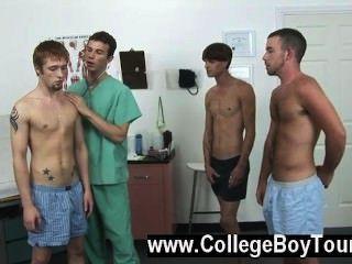 Homosexuell Porno heute eine Bande von Männern von der Klinik stoppen wollen $ 100 sammeln