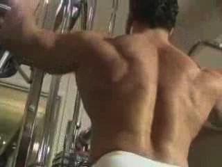 Herr. muscleman - andre gasquett