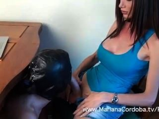 mariana CORDOBA mein Sklave in monte