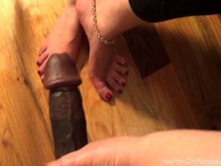 solesquirter foot cumpilation