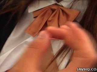 japanisch jugendlich Yuki hirai dann saugt unzensiert