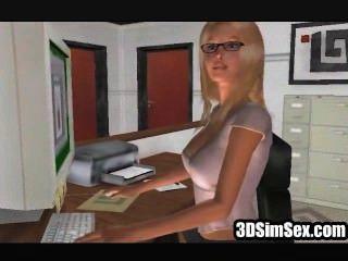 3d sim Sex Lesben